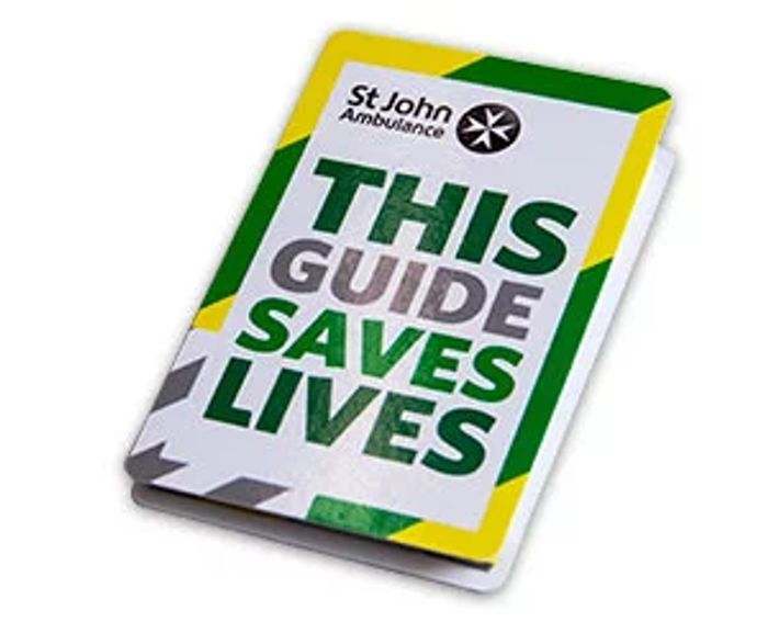 Get Our Free First Aid Guide