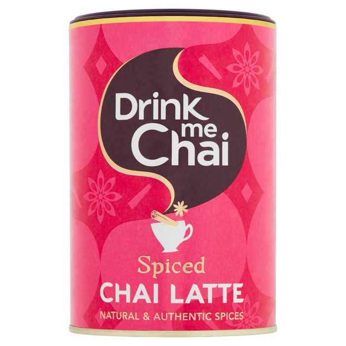 Drink Me Spiced Chai Latte 250G - Only £2!