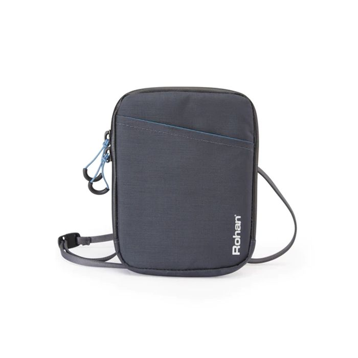RFID Protected Document Neck Pouch - Only £10.5!