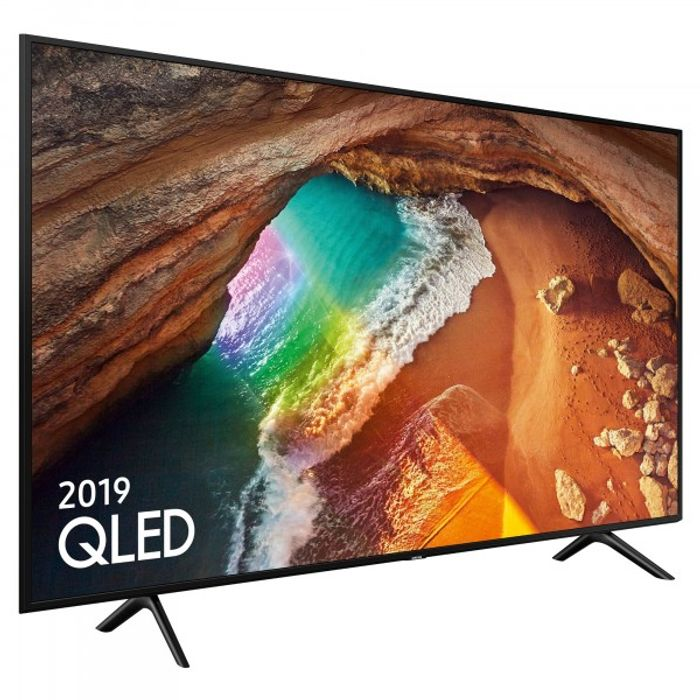 """*SAVE £180* Samsung 55"""" 4K Ultra HD QLED Smart TV £689 with Code"""