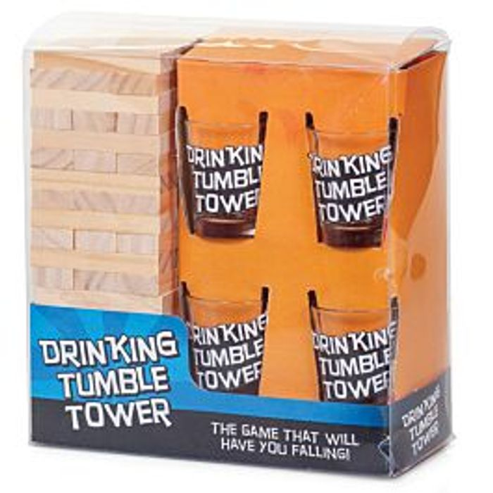 Drinking Tumble Tower at Robert Dyas - Only £4.99!