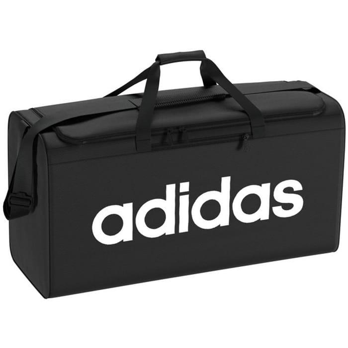 Adidas Large Black Holdall and Shoe Bag