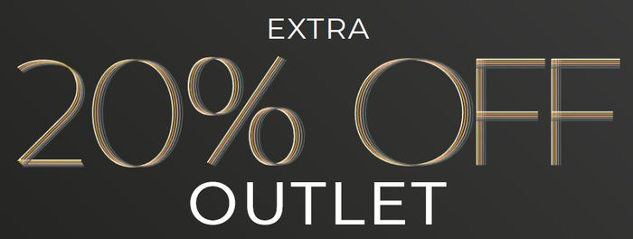 Extra 20% off Outlet at House of Fraser
