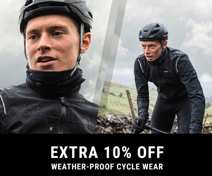 10% off Cycle Wear