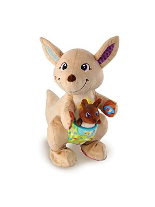Vtech 80-522663 Hop-a-Roo Kangaroo, Multicolour