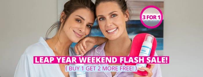 Skinny Tan - Buy 1 Get 2 FREE!