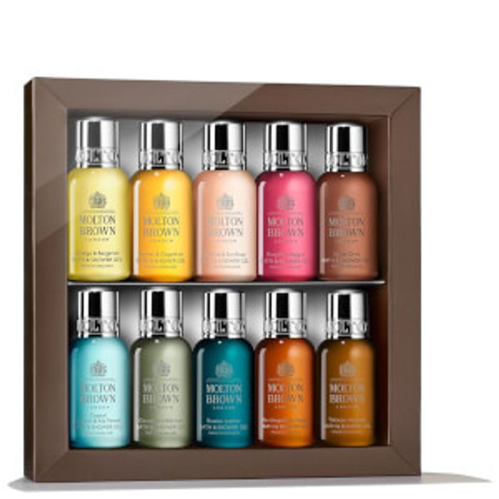 £2 Each! Molton Brown Discovery Bathing 10 Pack Collection FREE DELIVERY