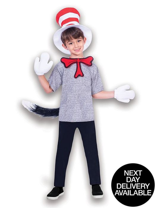 Cat in the Hat Accessory Set Down From £9.99 to £7.99