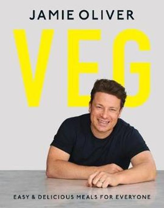 Jamie Oliver Veg Cookbook