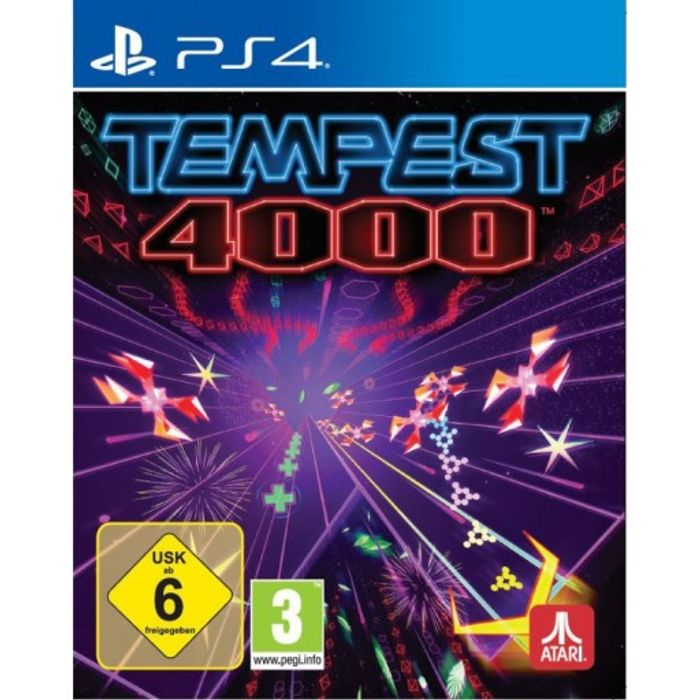 Tempest 4000 (PS4) - £5.95 Delivered at the Game Collection
