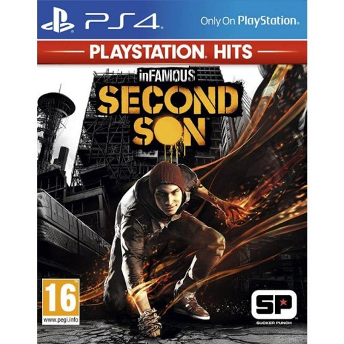 InFamous Second Son (PS4) £8.95 Delivered at the Game Collection