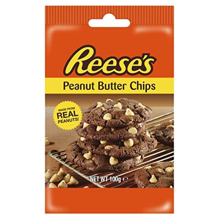 Reese's Peanut Butter Baking Chips, 100 G