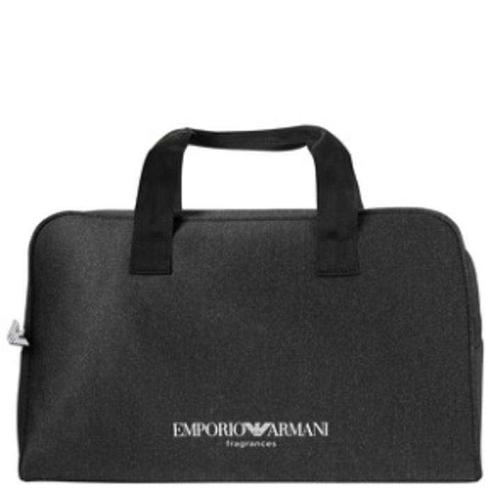 Free Weekend Bag with Selected Emporio Armani YOU Fragrance Orders
