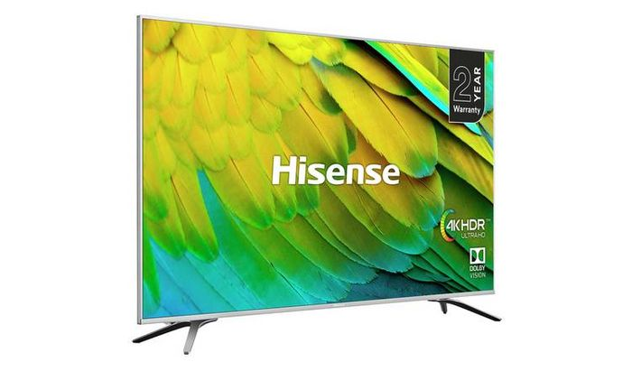 *SAVE £650* Hisense 75 Inch 4K HDR LED Smart TV