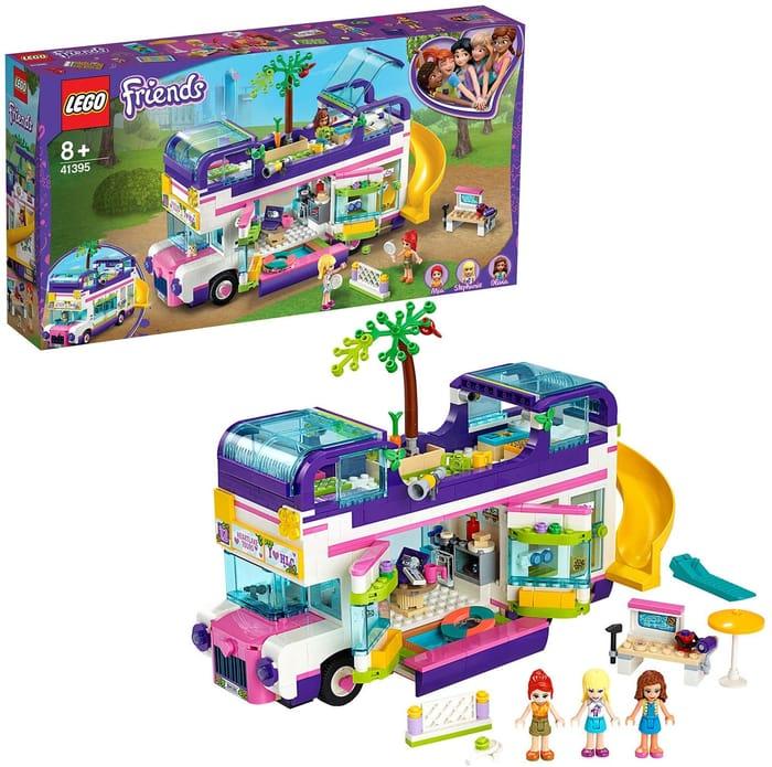 NEW! SAVE £20! LEGO FRIENDS - Friendship Bus (41395) ***4.9 STARS***
