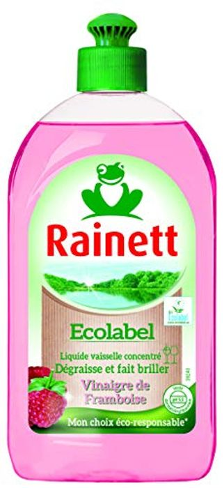 Price Drop! Rainett Ecological Washing-up Liquid 500 Ml Raspberry