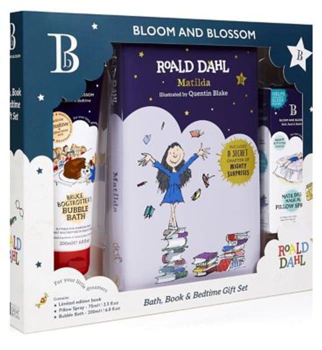 Special Offer - Bloom & Blossom Matilda Bath, Book & Bedtime Gift Set