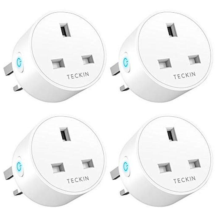 4 Pack Smart Plug WiFi Outlet