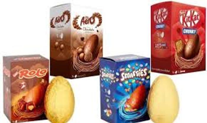 Medium Easter Eggs - Half Price