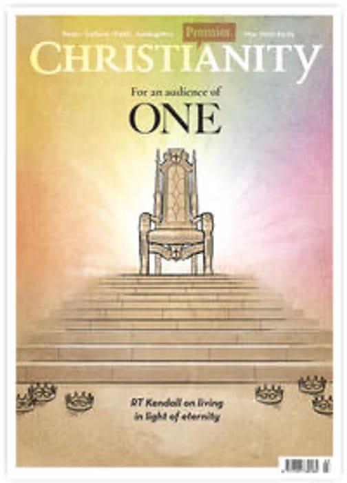 Free Copy of Premier Christianity Magazine.