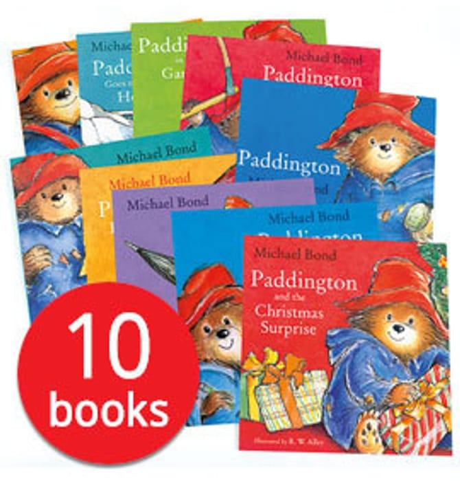 Paddington Collection - 10 Books for £8