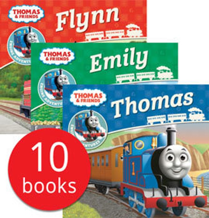 Thomas & Friends Engine Adventures Collections - 10 Books Fot £5