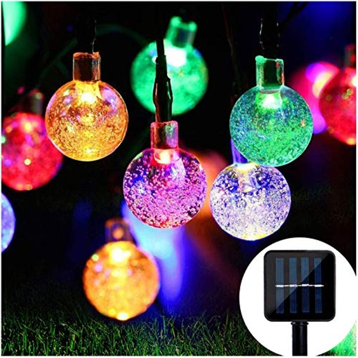 Solar String Lights 30 LED 5M