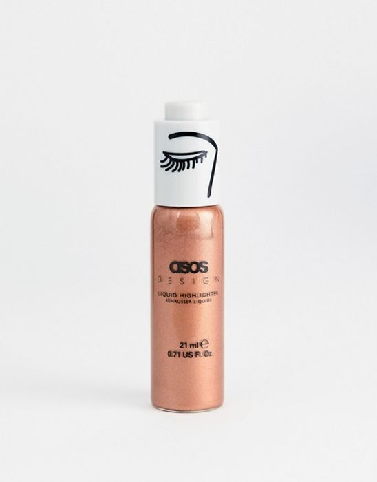 ASOS DESIGN Makeup Liquid Highlighter