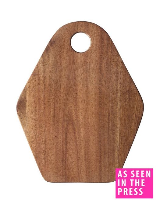 Typhoon Modern Kitchen Small Acacia Chopping Board