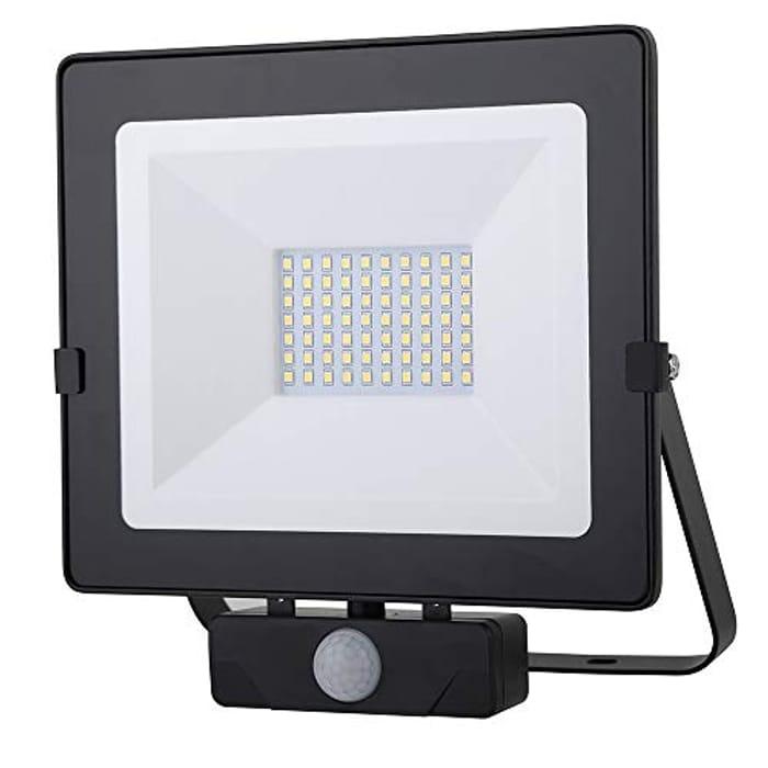 50w Waterproof IP54 Led Flood Light - save 50%