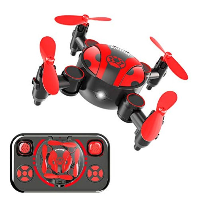Foldable Mini Drone for Kids and Beginners