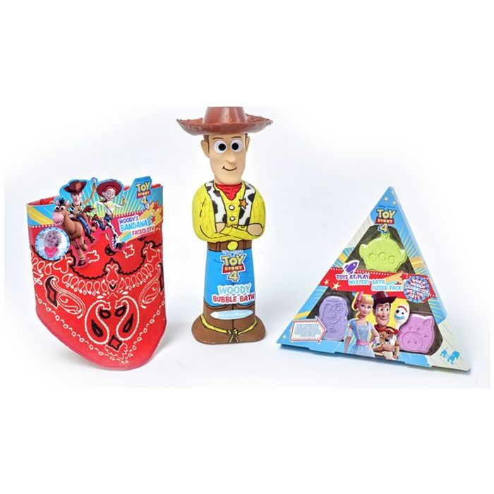 Special Offer - Disney Toy Story Bath Time Bundle - Save £10.5
