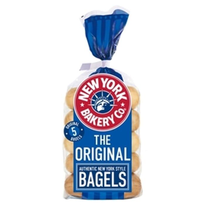 New York Bakery Co Original Bagels 5