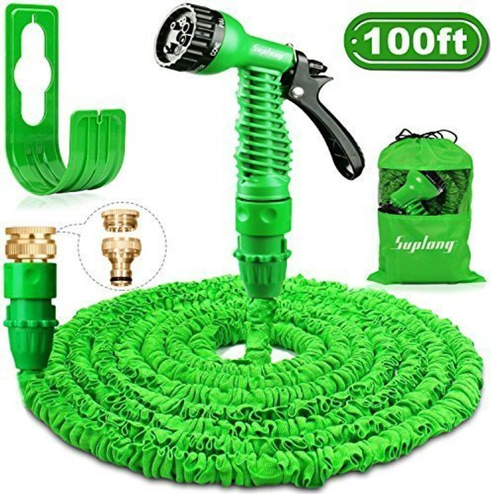 Suplong Garden Hose Expandable Water Pipe