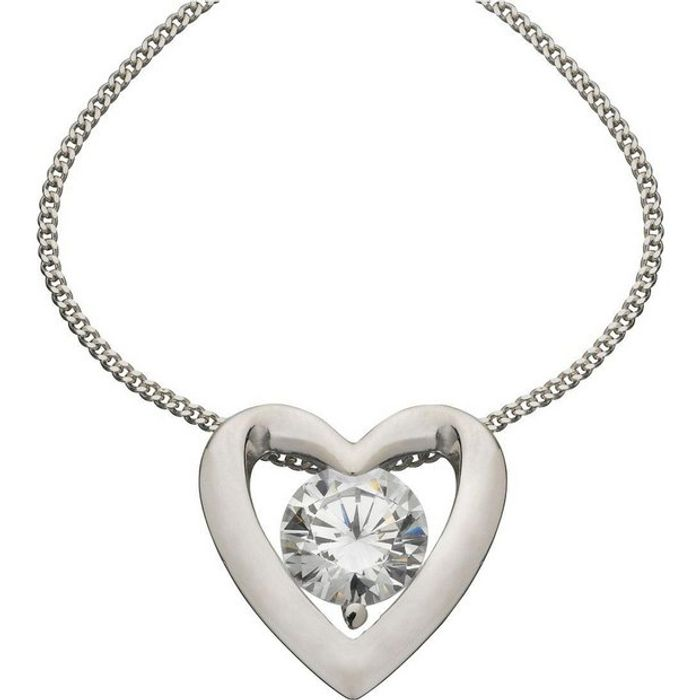 Revere Platinum Plated Silver Pendant Necklace on Sale From £29.99 to £8.99