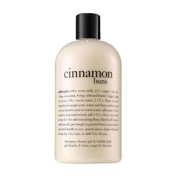 Philosophy Cinnamon Buns Shampoo, Shower Gel 480ml