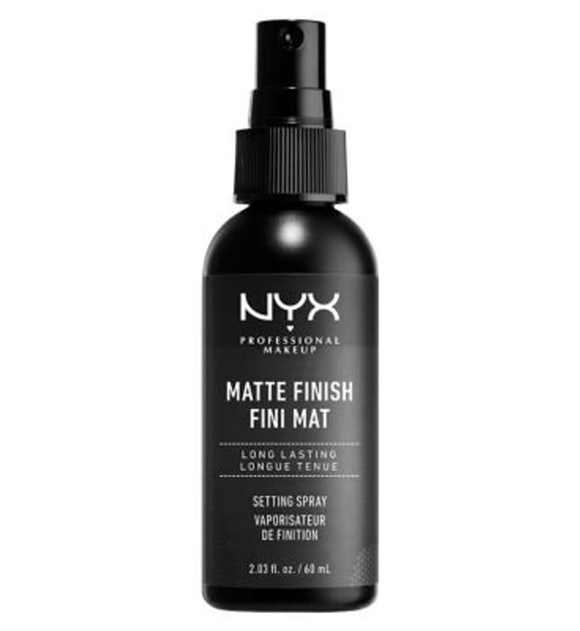 NYX Professional Makeup Makeup Setting Spray - Matte Finish