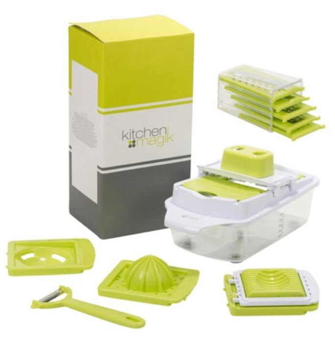 Ten in One Food Preparation Tools + £1.99 Shipping