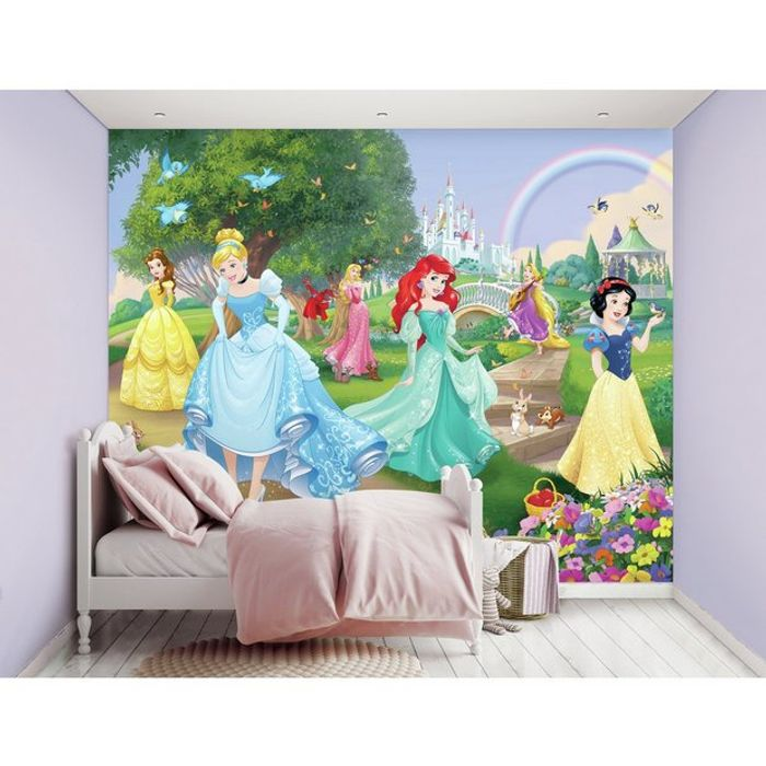 Walltastic Disney Princess Mural at Argos - Only £25!