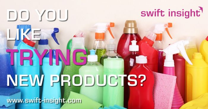 Join Swift Insight for a Chance to Test New Products