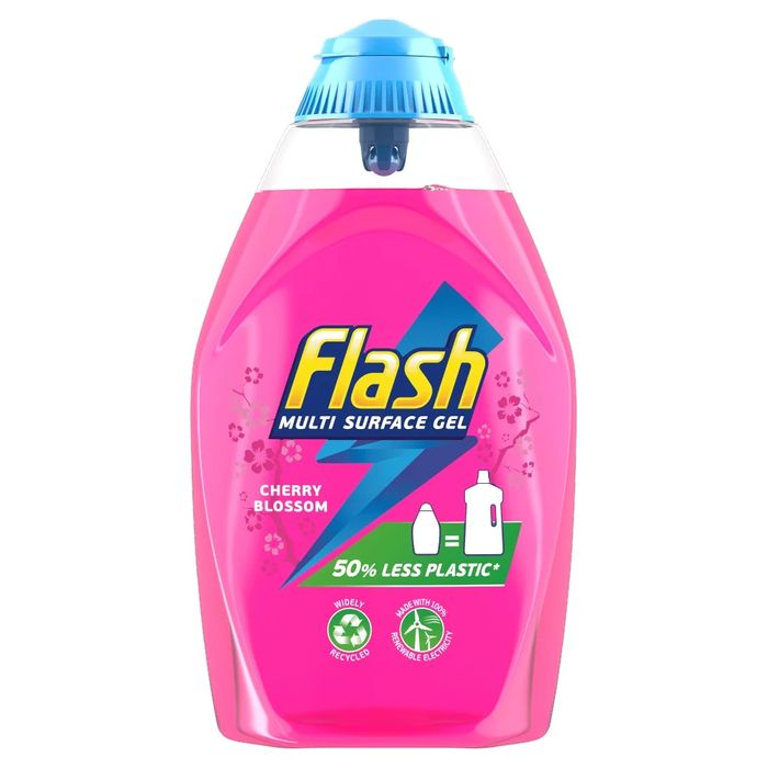 Flash Gel Cleaner Blossom & Breeze 600ml