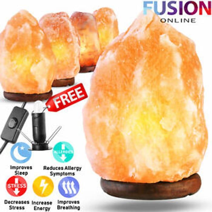 Cheap Himalayan Salt Lamp - 66% OFF