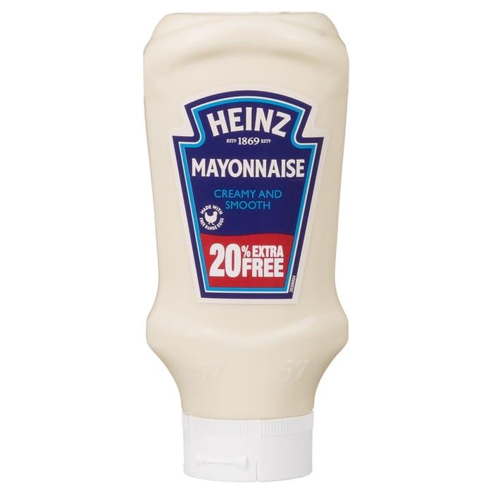 Heinz Mayonnaise 400g + 20%