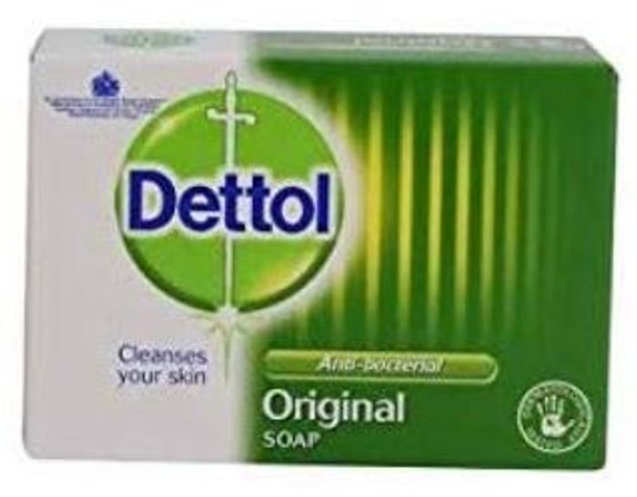 ALMOST HALF PRICE - Dettol ANTI-BACTERIAL Soap (2 Bars X 100g Each)