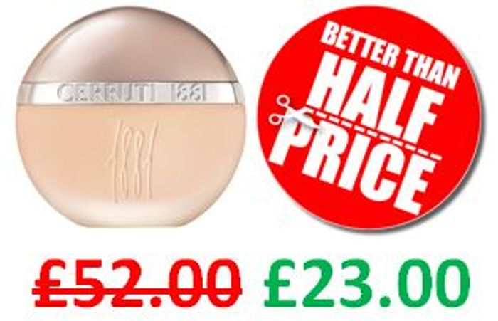 Cerruti 1881 Femme EDT, 100ml. Better than HALF PRICE + Free Delivery!