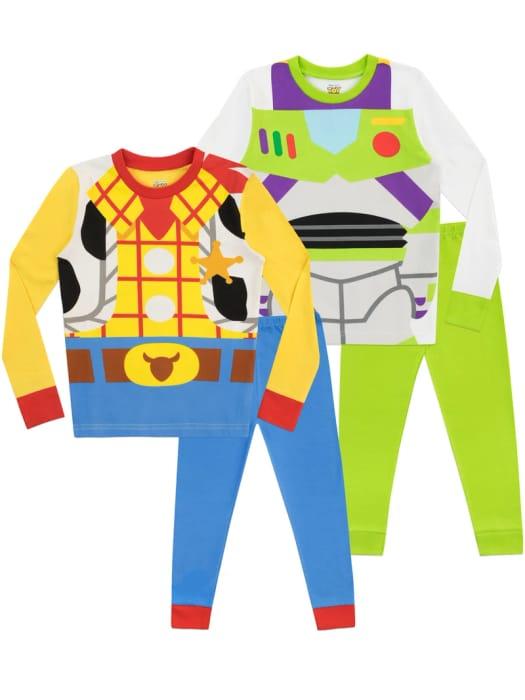 Toy Story Pyjamas 2 Pack
