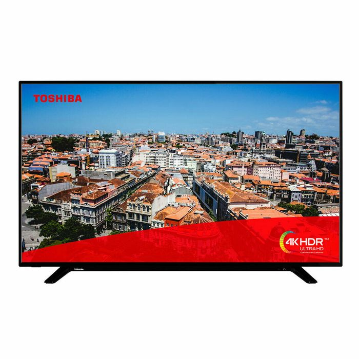*SAVE £100* Toshiba 58 Inch, 4K Ultra HD, HDR, Freeview Play, Smart TV