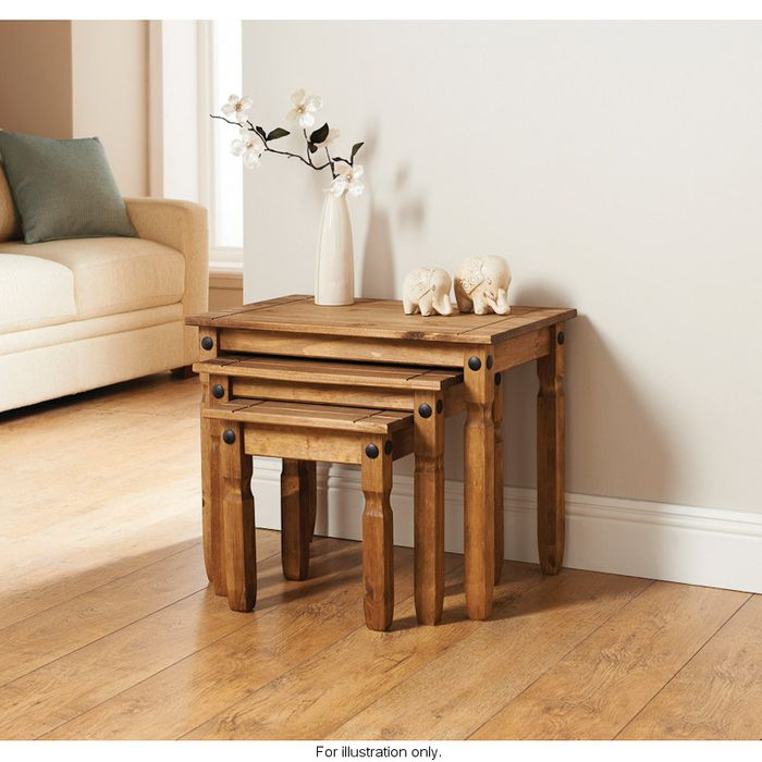 Rio Nest of 3 Tables
