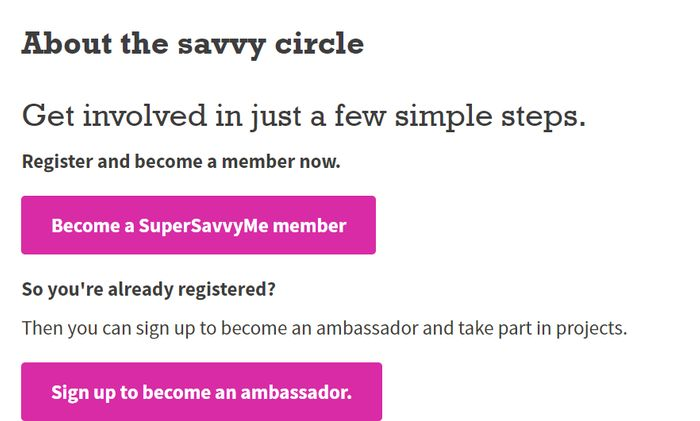 Join The Savvy Circle To Test Products For FREE!