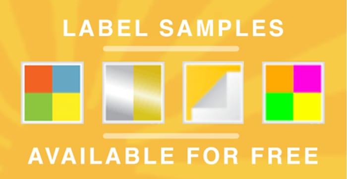 Free Label Samples